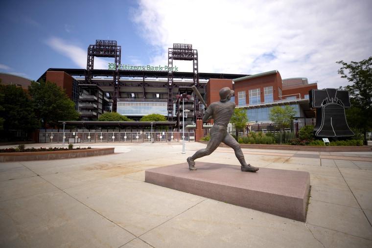 Image: Philadelphia Phillies Summer Workouts