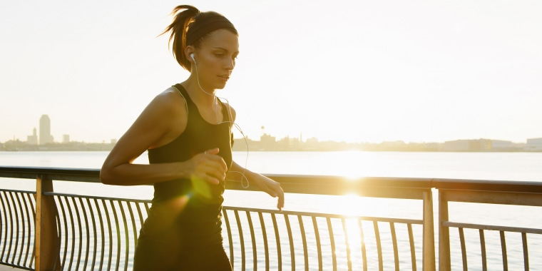 Find an online training program that offers a safe and structured running schedule to reduce the likelihood of injury.