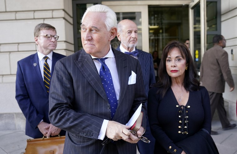 Jury Finds Roger Stone Guilty In Obstruction Trial