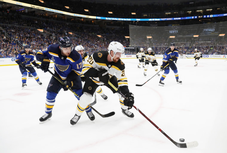 Image: 2019 NHL Stanley Cup Final - Game Four