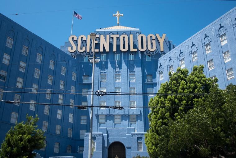 Image: Scientology Building