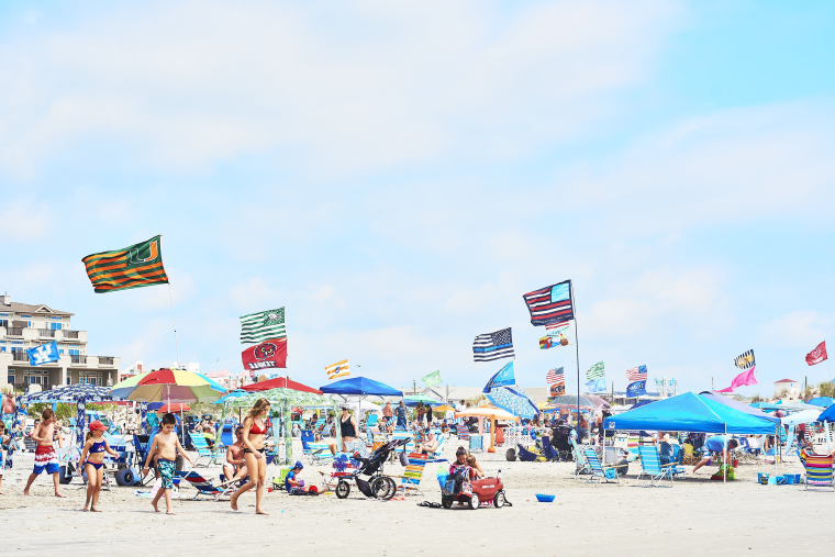 Image: Jersey Shore 4th of July Weekend