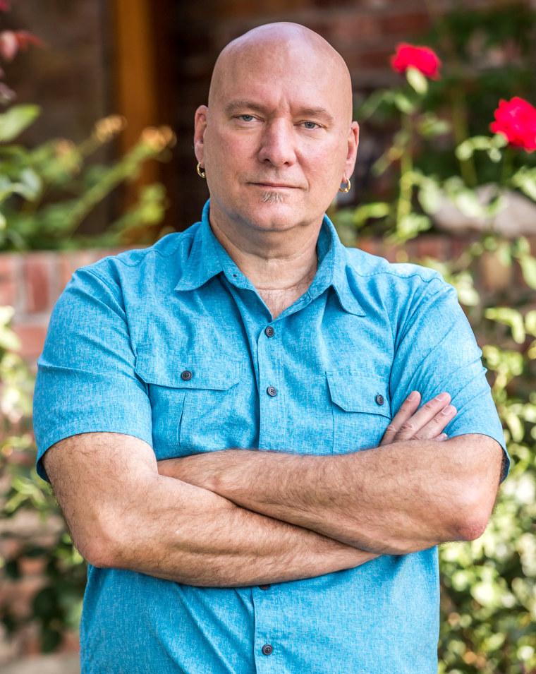 D. Brian Burghart.