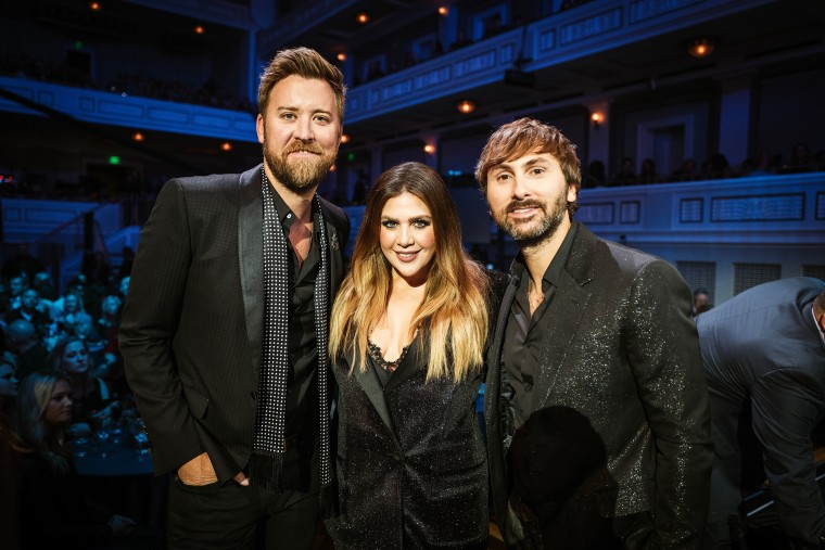 Image: Lady A, 2019 CMT Artist of the Year - Inside
