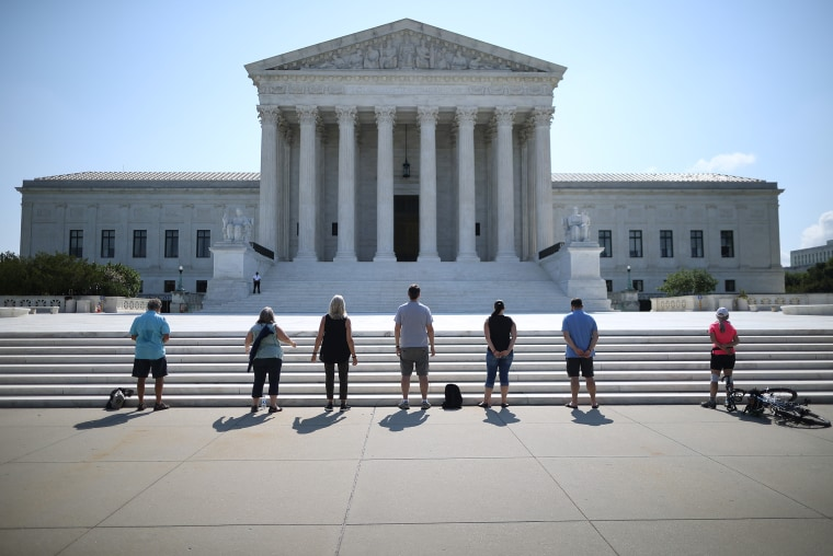 Image: Supreme Court Releases More Opinions