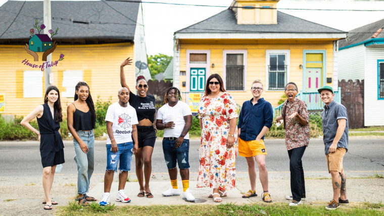 Image: The House of Tulip is a nonprofit collective creating housing solutions for trans and gender nonconforming people in Louisiana.