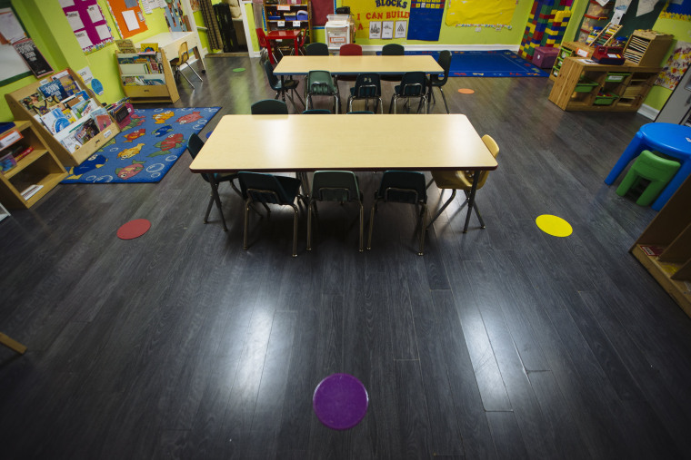 Image: Arcadia Children's Daycare in the Bronx