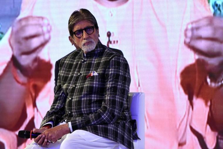 Image: Amitabh Bachchan