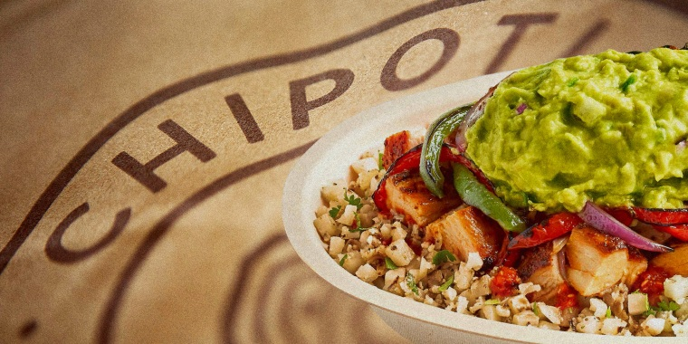 Chipotle is embracing the power of cauliflower.