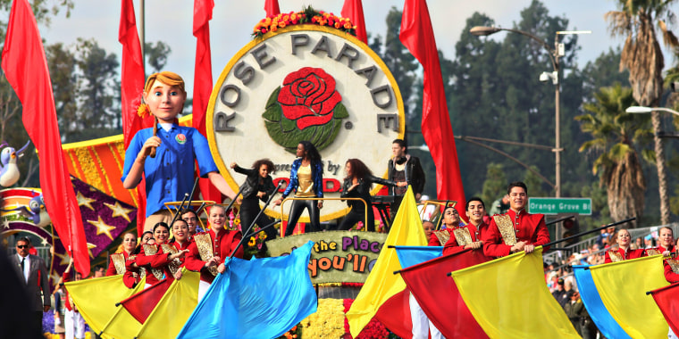 USA: 124th Annual Tournament of Roses