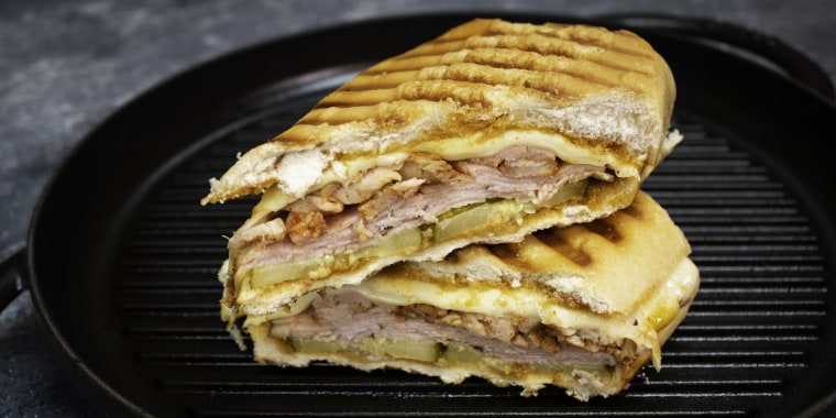 Matt Abdoo's Quick Cubano Sandwiches