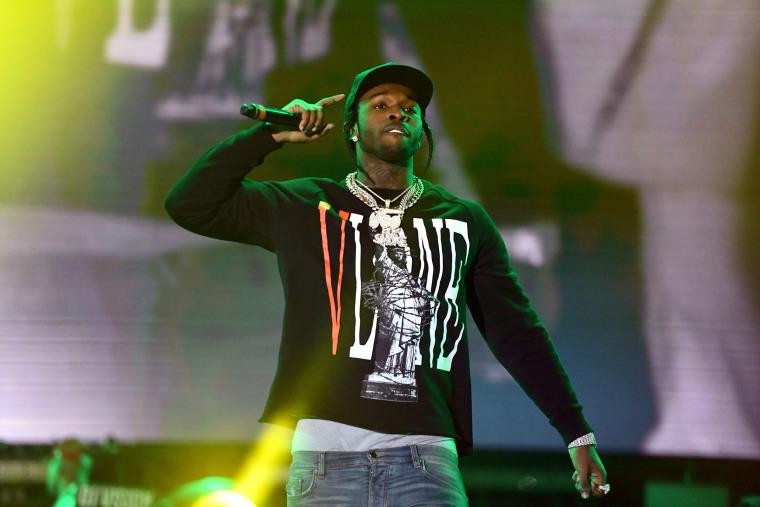 Image: Rapper Pop Smoke