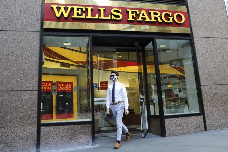 Image: Wells Fargo & Co. Bank Locations Ahead Of Earnings Figures