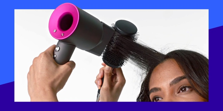 """One of the reasons why I chose the Dyson Supersonic hair dryer is its built-in heat-protecting technology,"" writes Leila Najafi, who outlines what makes the Dyson Supersonic hair dryer a worthwhile investment."
