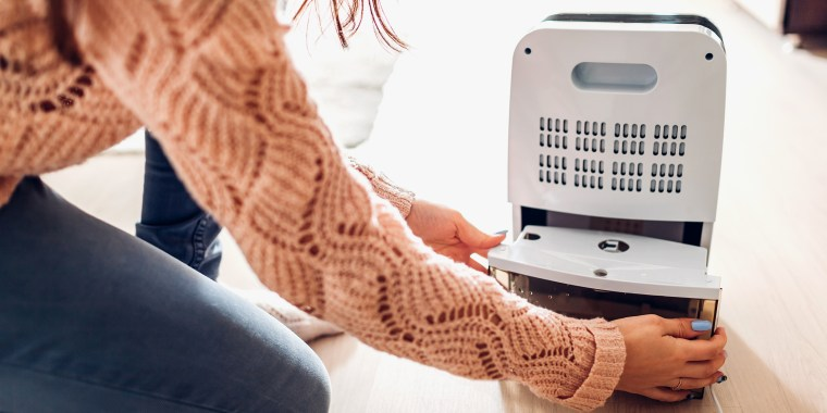 In spaces that don't equip newer AC systems with longer run cycles to pull humidity out of the air in addition to cooling, it might be time to turn to a reliable dehumidifier for help.