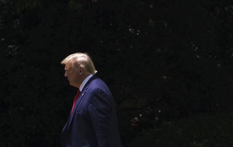 Image: President Trump Leaves White House For Trip To Georgia