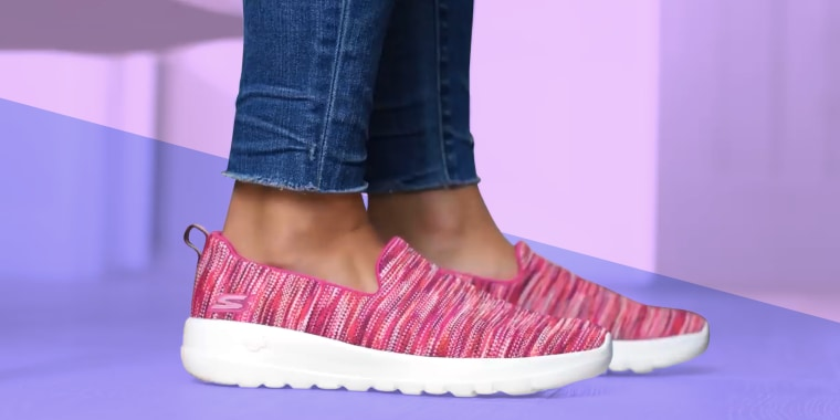 The Skechers GOWalk shoes are perfect