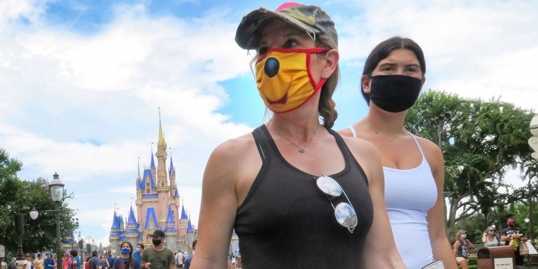 Coronavirus leaves Florida a state of confusion