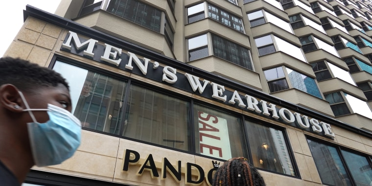 Men's Warehouse Parent Tailored Brands To Shutter 500 Stores
