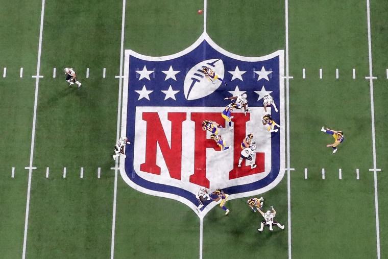 Image: Super Bowl LIII - New England Patriots v Los Angeles Rams