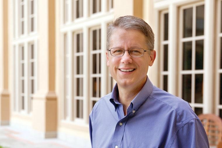 Image: Mike Adams, Professor of Criminology, University of North Carolina.