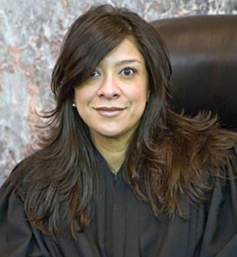 Image: Federal Judge Esther Salas