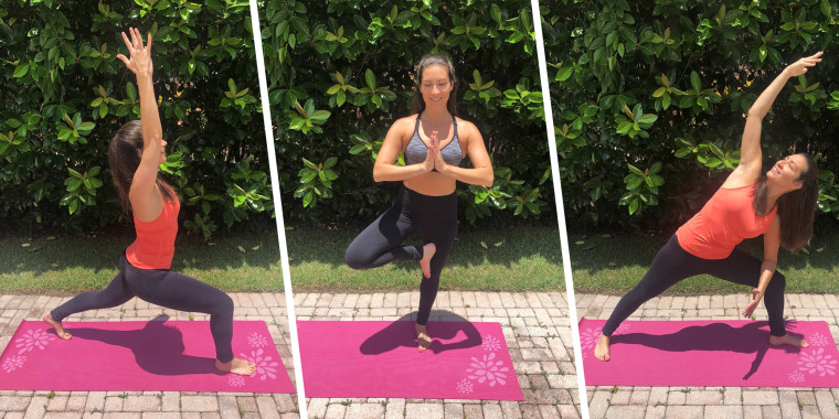 After 15 years of attending and teaching yoga classes, fitness expert Stephanie Mansour has found her favorite yoga outfits and accessories.