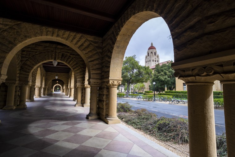 Image: Stanford University campus