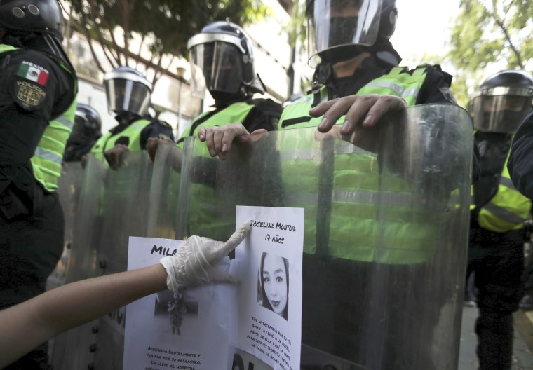 Image: Mexico violence
