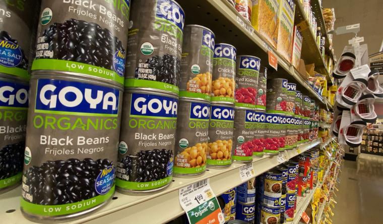 Image: Goya, US-ECONOMY-FOOD