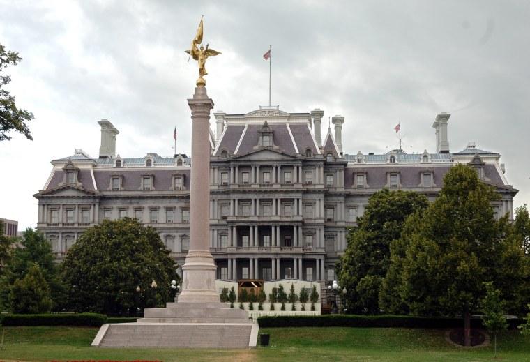 Image: Eisenhower Executive Office Building
