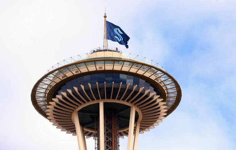 Image: Future Home Of NHL Team Seattle Kraken Climate Change Arena