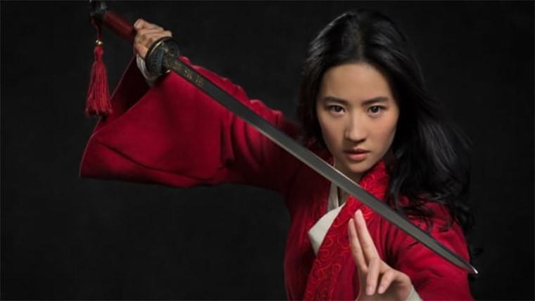 Image: Disney Mulan