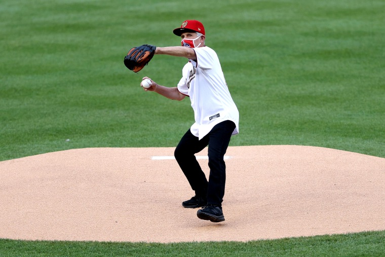 Image: New York Yankees v Washington Nationals