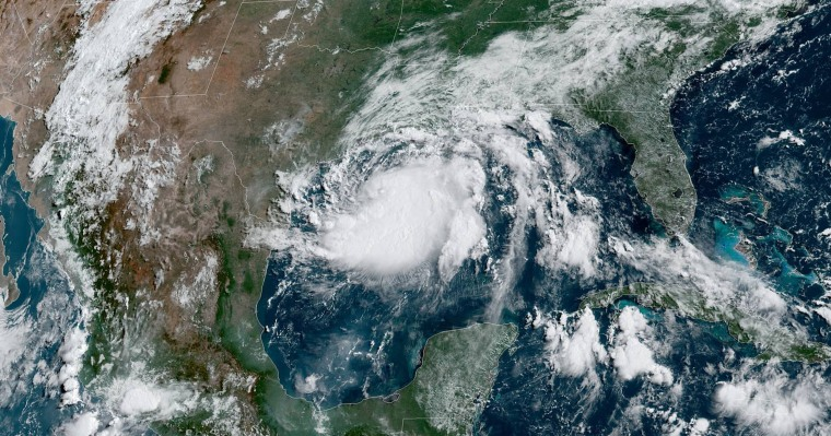 Image: Tropical Storm Hanna