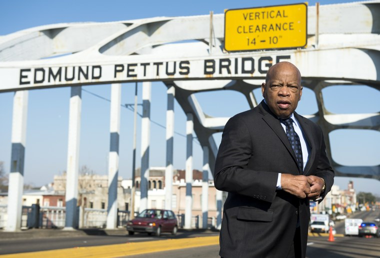 Selma Bloody Sunday 50th Anniversary