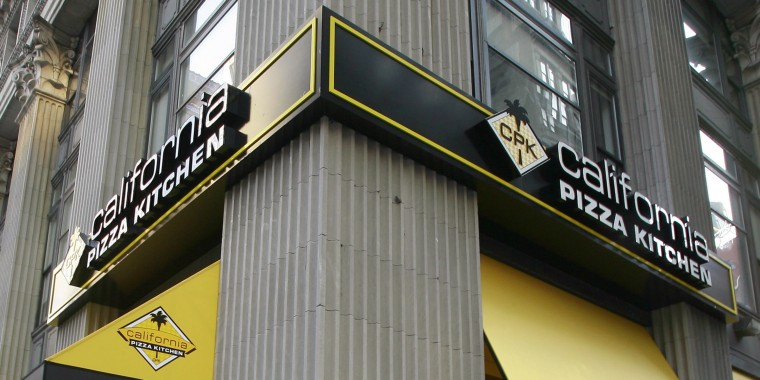 California Pizza Kitchen opens on Park Ave. South in New York City - May 14, 2007