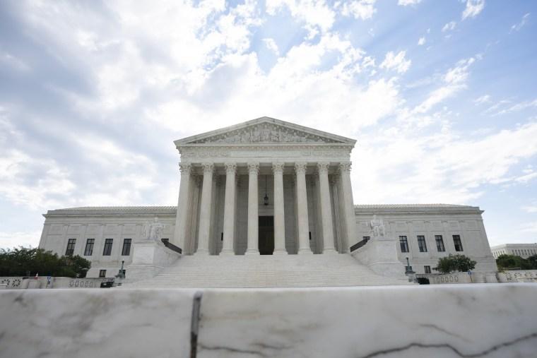 Image: The U.S. Supreme Court on June 30, 2020 in Washington, DC.