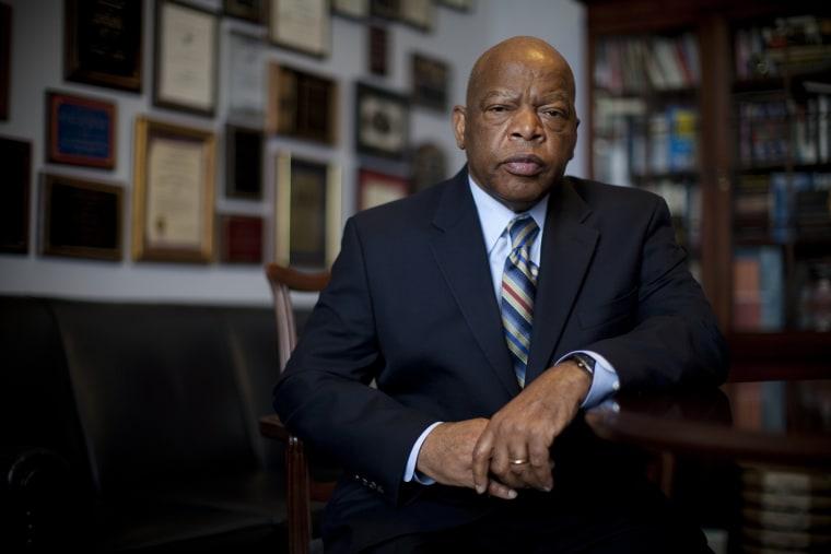 Image: Congressman John Lewis