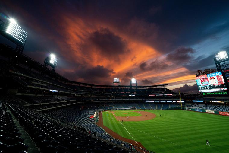 Image: MLB: Miami Marlins at Philadelphia Phillies