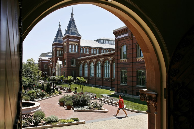 Smithsonian Building Leads List Of Endangered Historic Places