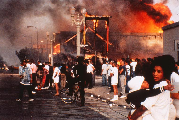 Image: LA Riots