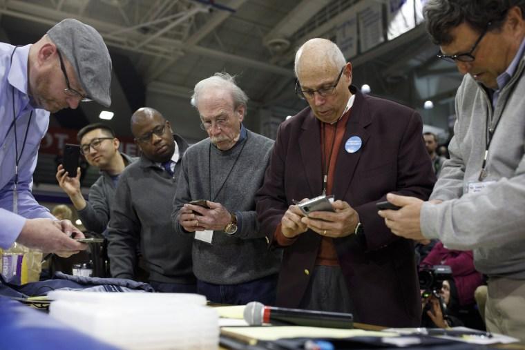 Image: Iowa Caucus