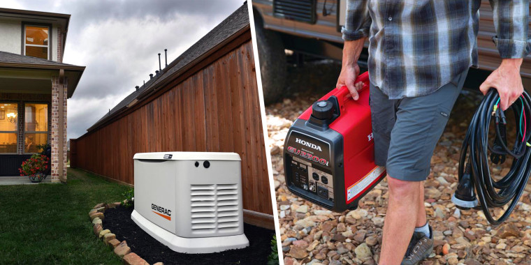 Home generators can make or break how well you handle an emergency — and how powered your home will be throughout. Here's how to choose the best home generators for different uses.