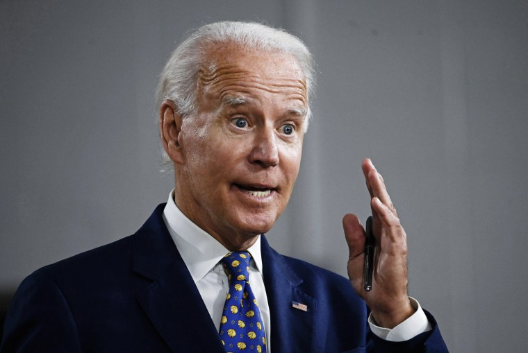 Biden Slams Trump Mcconnell For Political Games With Further Coronavirus Aid
