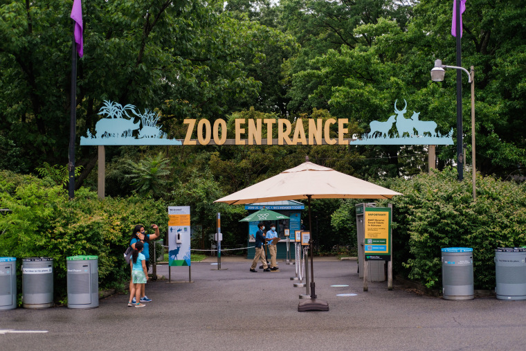The Bronx Zoo Reopens To The Public As New York Enters Phase Four