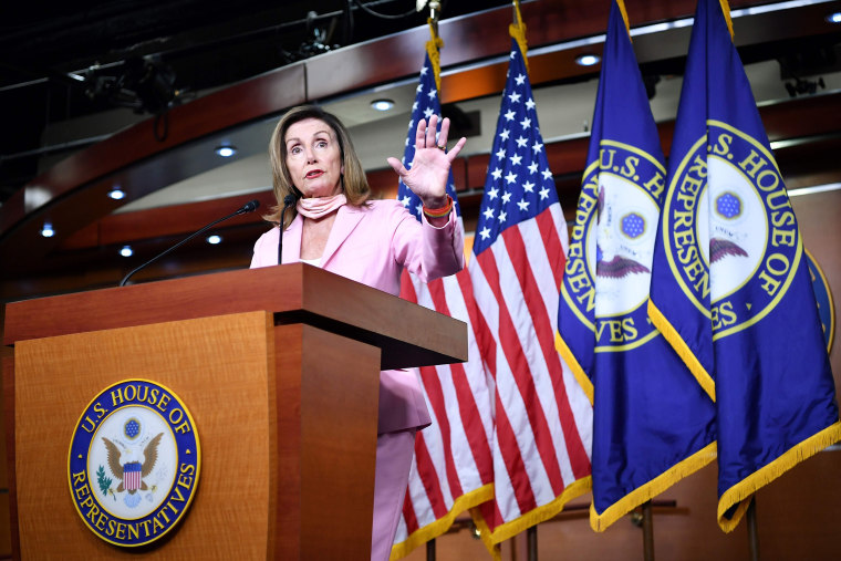 Image: House Speaker Nancy Pelosi