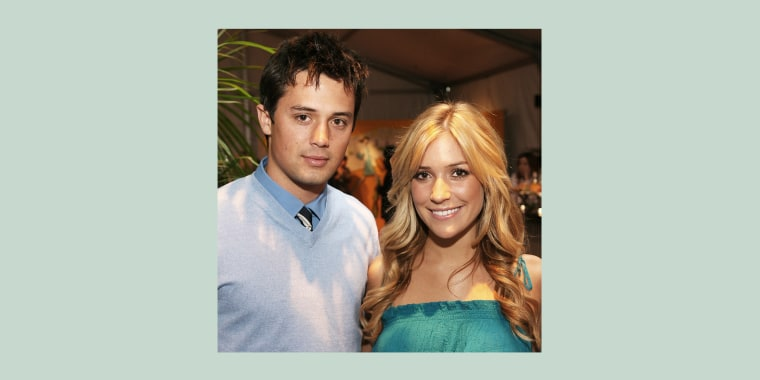 Kristin Cavallari and Stephen Colletti.