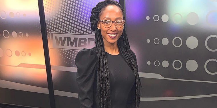 Treasure Roberts is a reporter/fill-in anchor for WMBD/WYZZ News.
