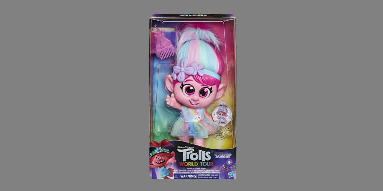 Parents started a Change.org petition to remove the Trolls doll s amid complaints it promotes child abuse.